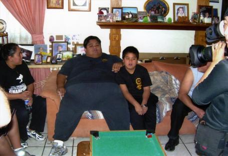 Obesidad / Tabú / NAT GEO