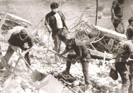 Terremoto México 19 Septiembre 1985