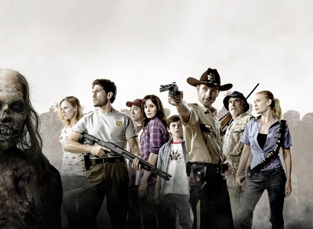 The Walking Dead / 2010 / FOX / AMC