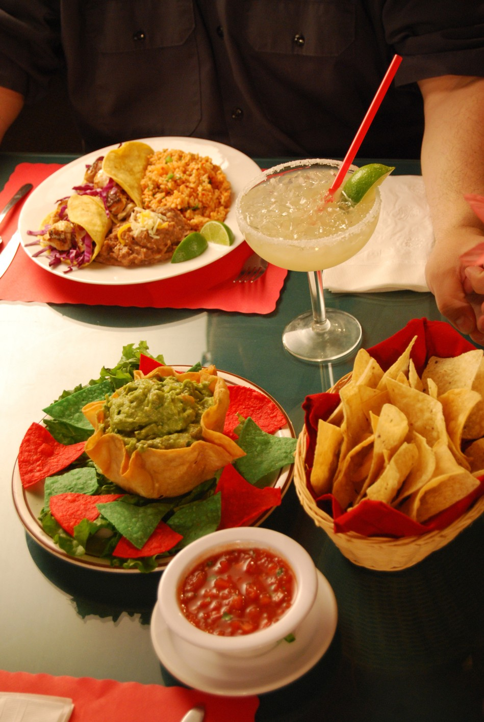 Comida mexicana la gu a de programaci n y for Cuisine tech
