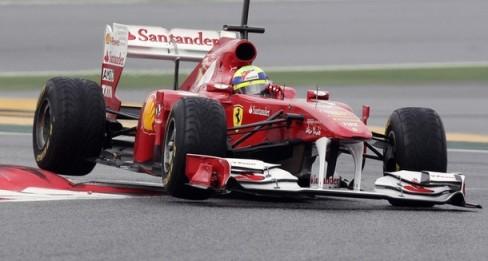 Felipe Massa / Ferrari / Formula 1 / FOM / 2011 / Turkish Grand Prix