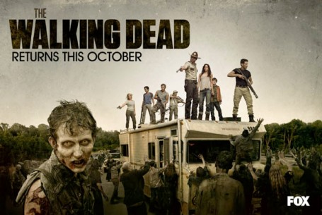 THE WALKING DEAD  Season 2 - Octubre 18 - Fox