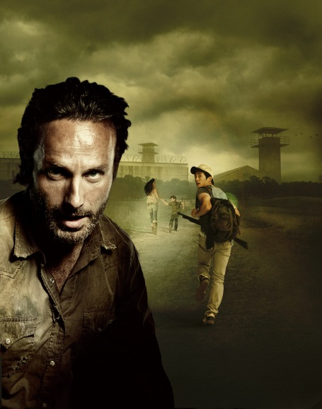 Prison THE WALKING DEAD