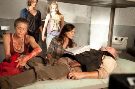 The Walking Dead season 3, AMC, 2012