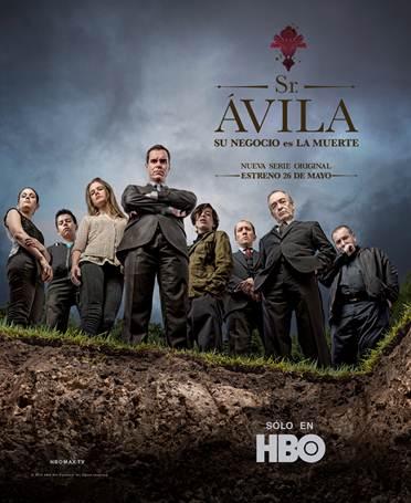 Sr.Ávila / HBO / 2013